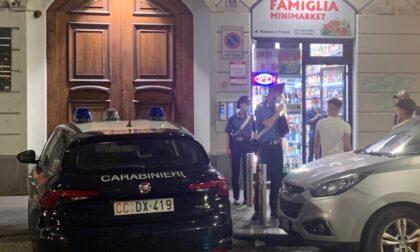Controlli dei Carabinieri nelle zone della movida milanese, tre locali sanzionati
