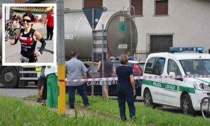 Travolta e uccisa da un camion: muore ciclista 32enne