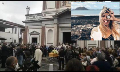 """L'addio alla leonessa Martina Luoni: """"Un raggio di sole nella nostra vita"""""""