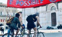 In bici da Torino a Milano per fermare il cambiamento climatico