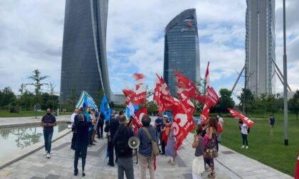 Sciopero Alleanza Assicurazioni e Generali: oggi a Milano mille lavoratori in piazza