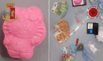 Vendeva pastiglie di ecstasy a forma di Hello Kitty: arrestato spacciatore