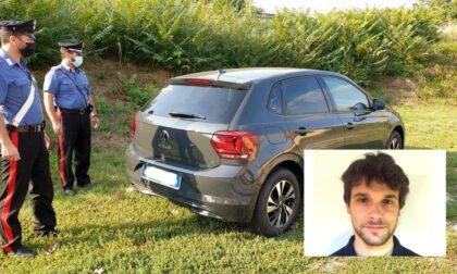 Scomparso da Milano Giacomo Sartori: ritrovata la sua auto vuota in provincia di Pavia