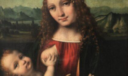 """Ritorna a Milano il capolavoro perduto dell'allievo di Leonardo, la """"madonna col bambino"""""""