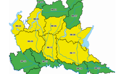 Meteo in peggioramento: allerta gialla su Milano