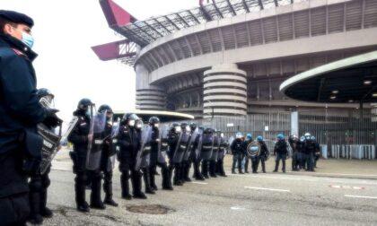 Italia-Spagna, risse allo stadio: il Questore emette 4 Daspo
