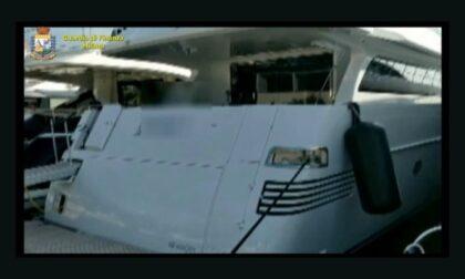 Indagato per frode fiscale imprenditore, la Gdf gli sequestra mega yacht