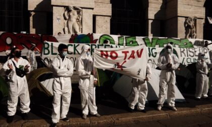 Corteo Greta Milano: anche No Tav e No Grandi Navi in piazza Affari