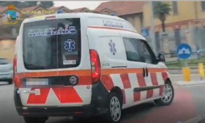 Ambulanze, caporalato e appalti truccati: sequestrata cooperativa di trasporti sanitari