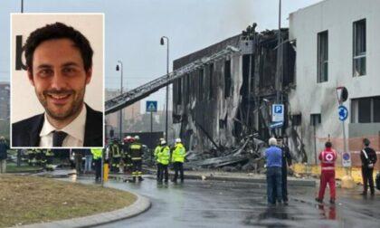 Aereo caduto a Milano: tra le 8 vittime anche un imprenditore pavese 33enne con la moglie e il figlio di un anno